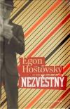 Egon Hostovský: Nezvěstný