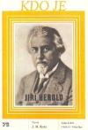 J. M. Květ: Kdo je Jiří Herold