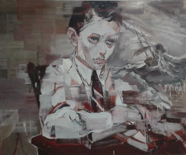Tomáš Jetela, Z cyklu knihovna