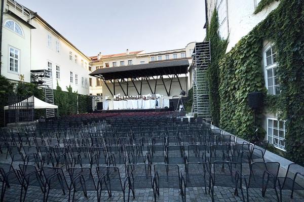 Lichtenštejnský palác (Hudební a taneční fakulta AMU)